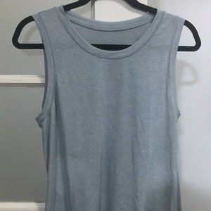 2/$50 Lululemon Work Out Tank with Cut-Outs